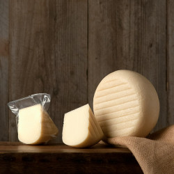 Sardinian pecorino cheese -...