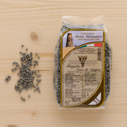 Squid Ink fregula pasta 500g