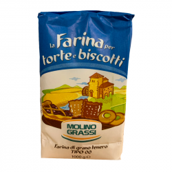 Italian flour for biscuits...