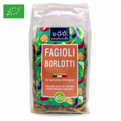 Organic Dried Borlotti...