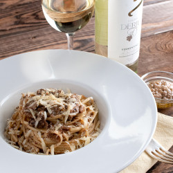 Recipe Box Linguine with...